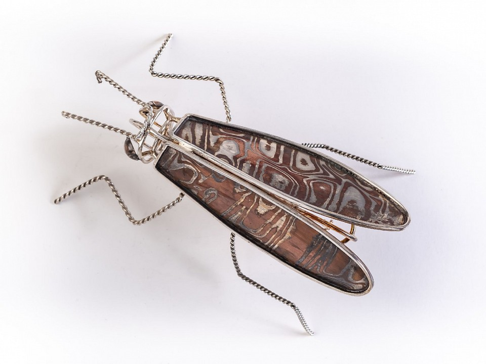 Current Exhibitions OUR SECRET WORLD OF INSECTS May  7 - Jun 30, 2021